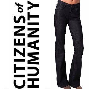 Citizens of Humanity Hutton medium rise jean